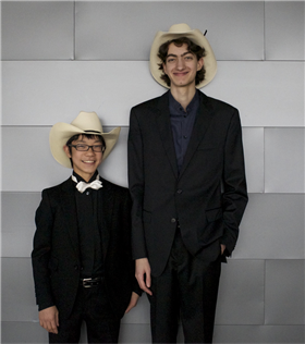 Stephen Waarts, Rennosuke Fukuda: winners of 2014 Yehudi Menuhin Competition