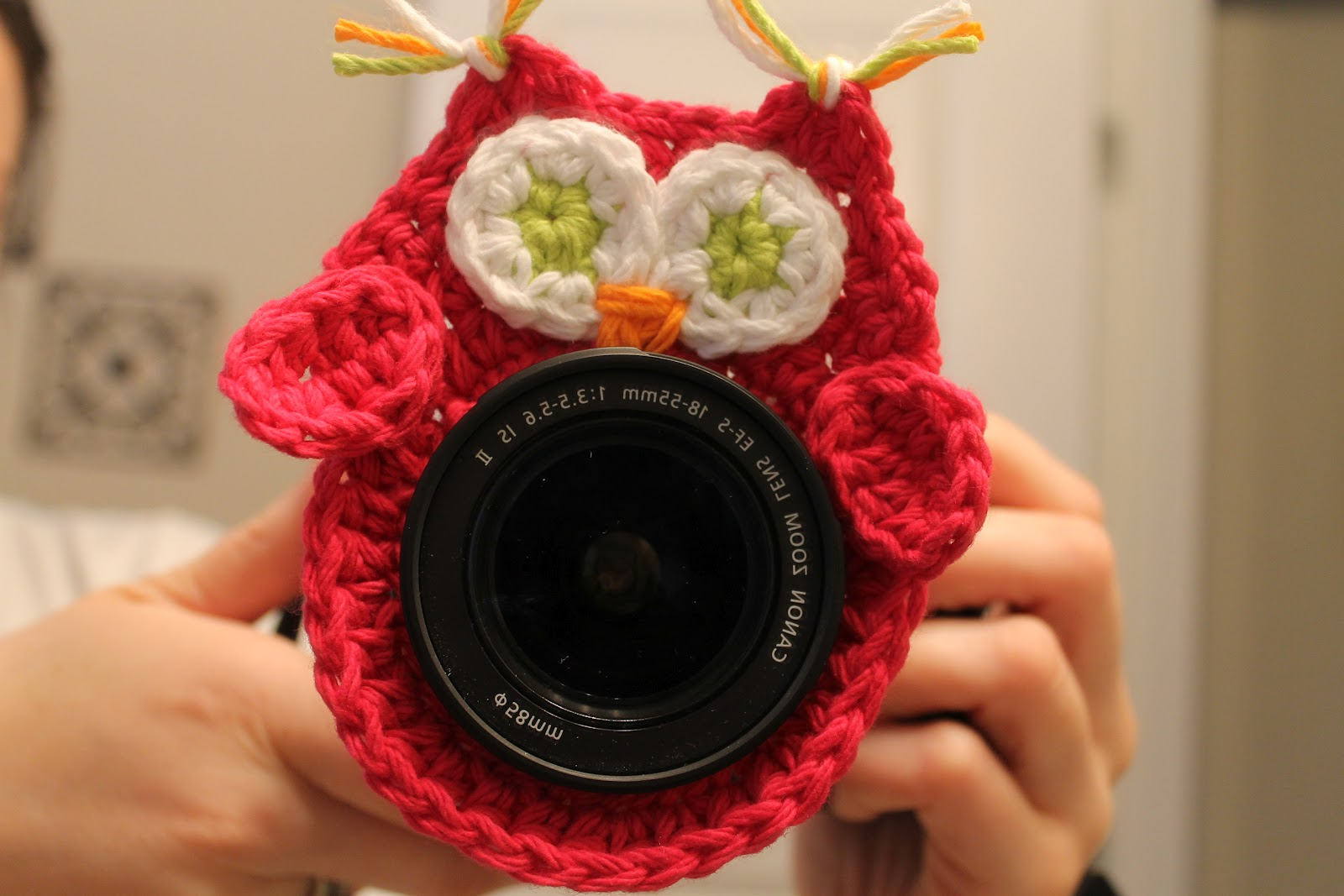My Creative Side: Camera Buddies - {LIMITED} FREE PATTERNS
