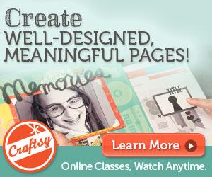 Craftsy Class