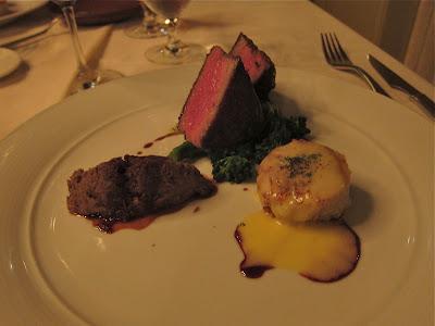 New York Steak at Murray Circle Sausalito