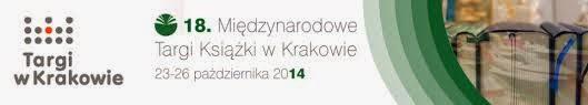 18 Targi Książki w Krakowie