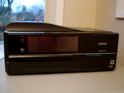 Epson Artisan 837 review