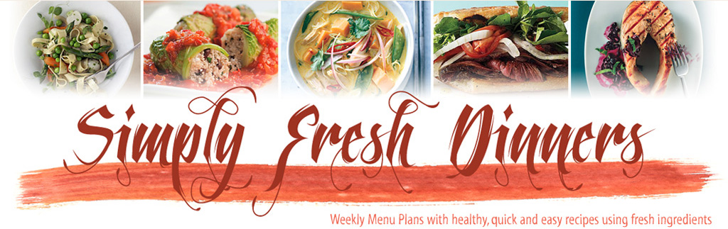 Simply Fresh Dinners