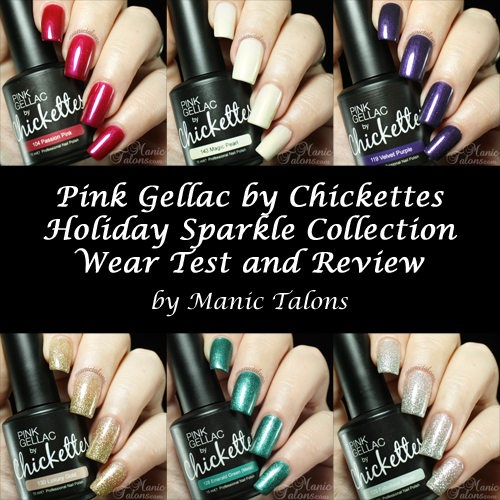 Pink Gellac by Chickettes Wear Test and Review