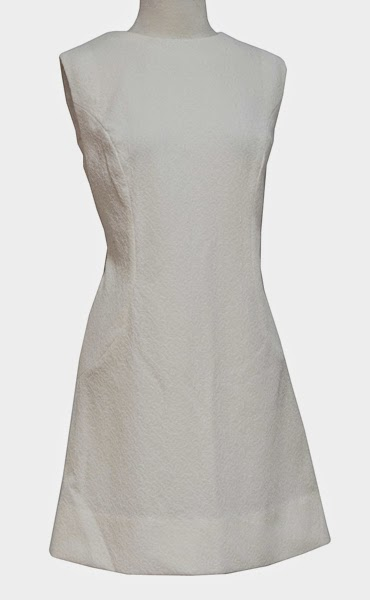 60s a-line wedding dress