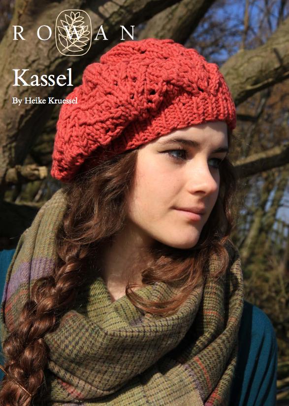 Vintage Knitting Pattern Beret : The Vintage Pattern Files: 1930s Knitting - Kassel Slouchy Beret