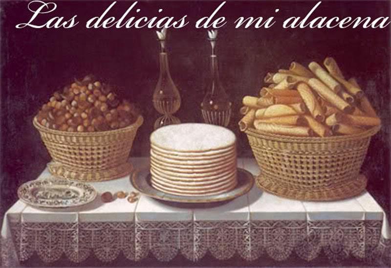 Las delicias de mi alacena