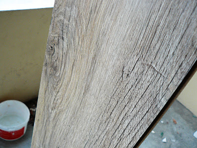 Stratifié - Chêne vieilli