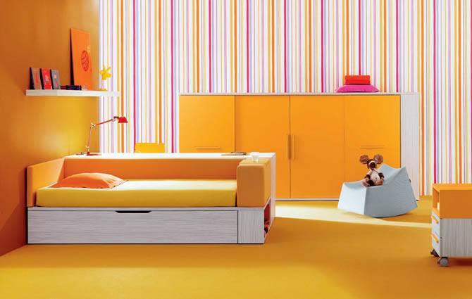yellow-themes-junior-room-decor