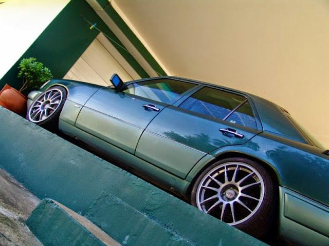 w124 green
