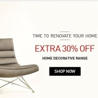 Snapdeal : Home Decorative Range Extra 30% OFF : Buytoearn