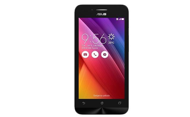 Asus Zenfone Go 4.5 (ZC451TG) - Full Details