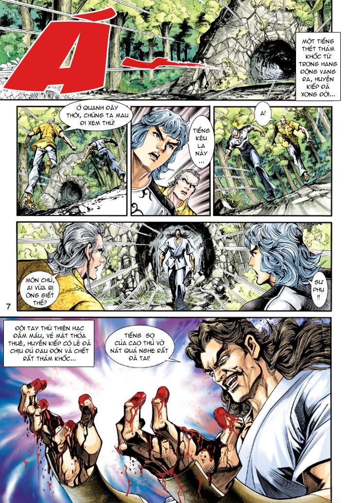 Tân Tác Long Hổ Môn chap 212 - Trang 7