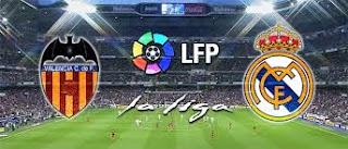بث مباشر مباراة ريال مدريد وفالنسيا الدوري الاسباني بدون تقطيع real madrid vs valencia
