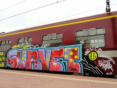 soone graffiti