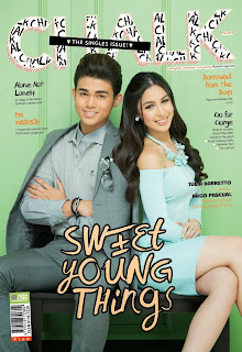 Julia Barretto Iñigo Pascual Chalk