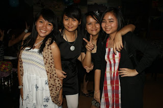 Party time~~dr kiri,dessy,clodia,sa,des