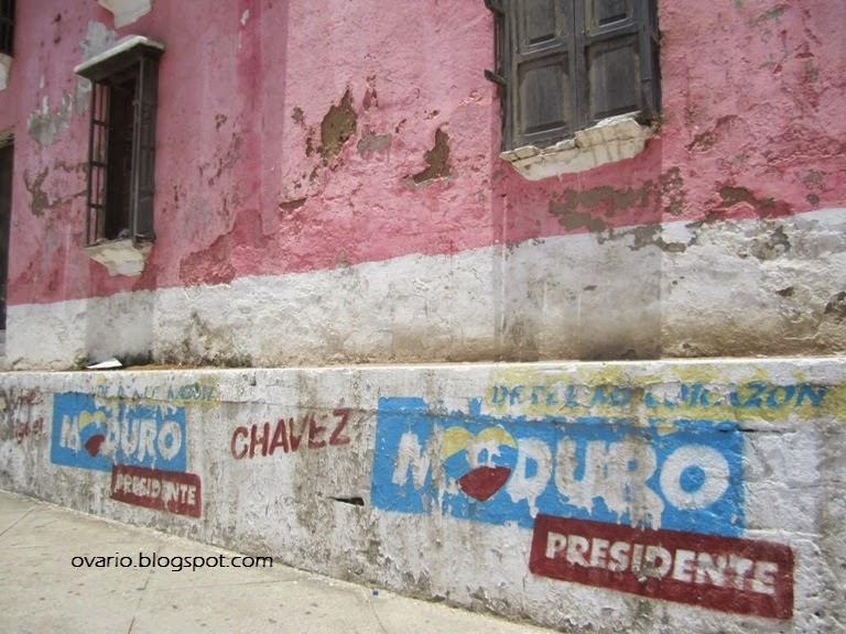 Luego de 16 años de revolución Caracas y la Guaria lucen muy mal  IMG_9522