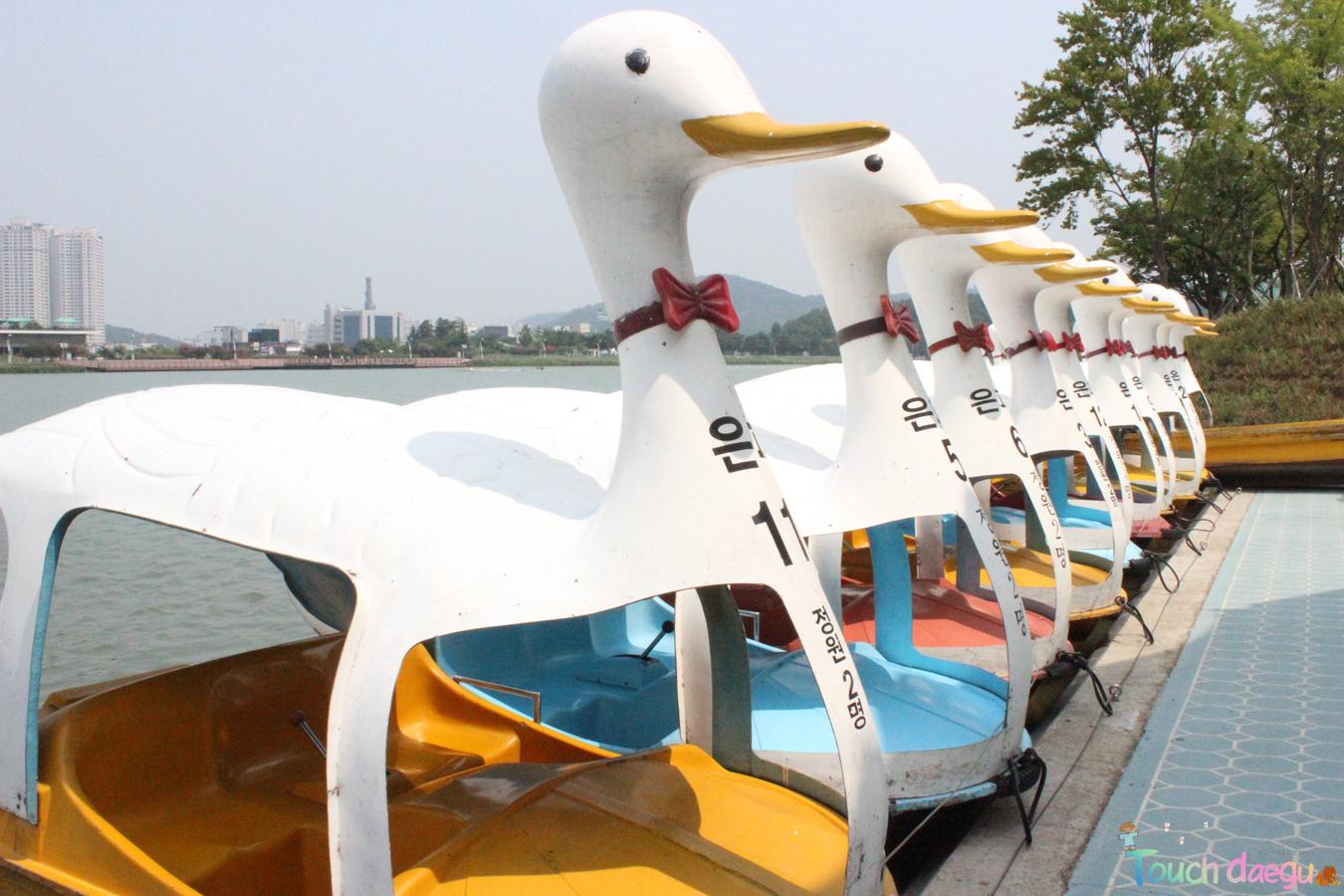 Suseong Lake 3