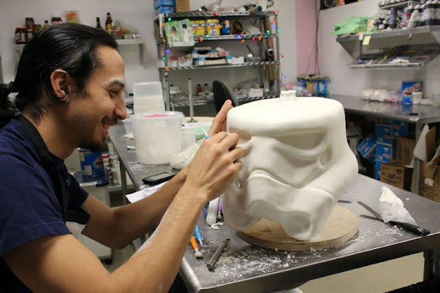 Stormtrooper Cake Seen On www.coolpicturegallery.us