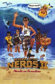 La Venganza de los Nerds 2 (1987) Online