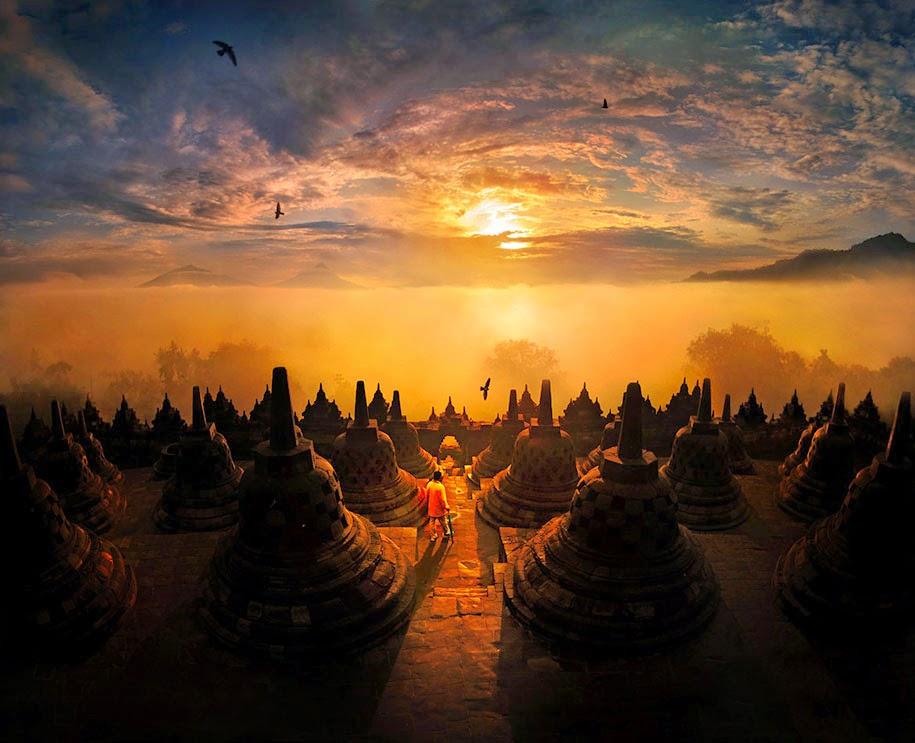 A Ásia nas Lentes de Weerapong Chaipuck
