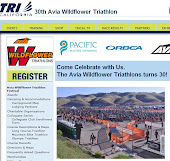 30th Avia Wildflower Triathlon