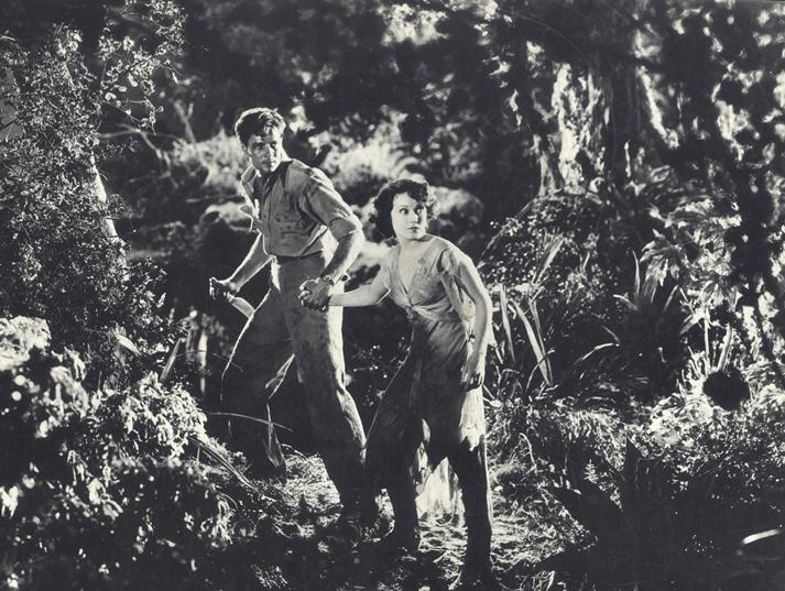 El malvado Zaroff (Ernest B. Schoedsack, 1932)