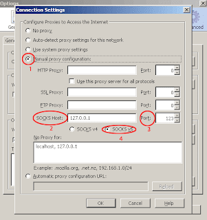 Trik Mudah Cara Setting Sock Proxy SSH di Firefox Terbaru 2013 http://www.hardika.com/