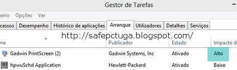 Como acelerar arranque do Windows 8