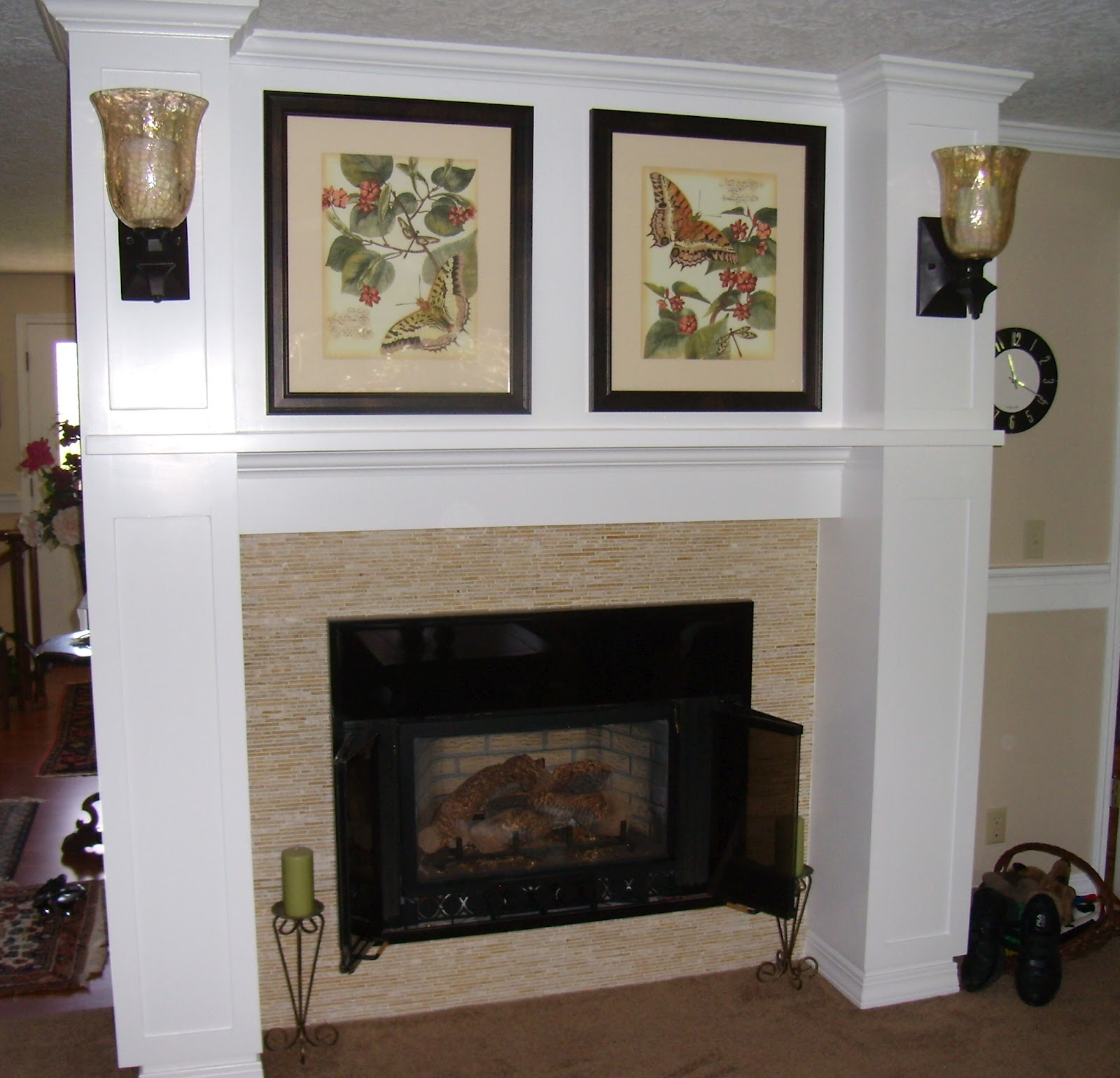transformations by design fireplace remodel