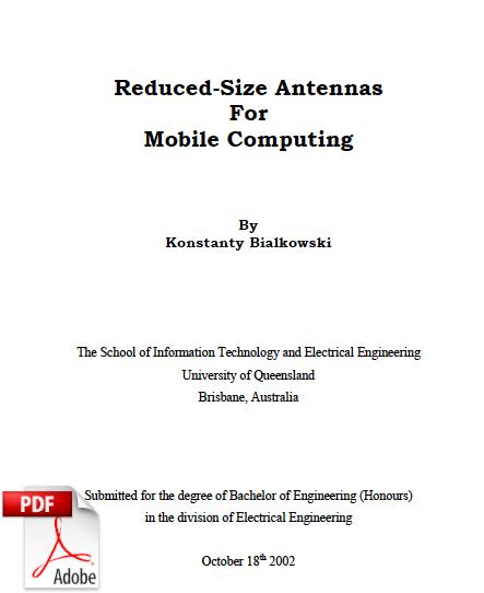 Bachelor of Technology (Electronics Engineering