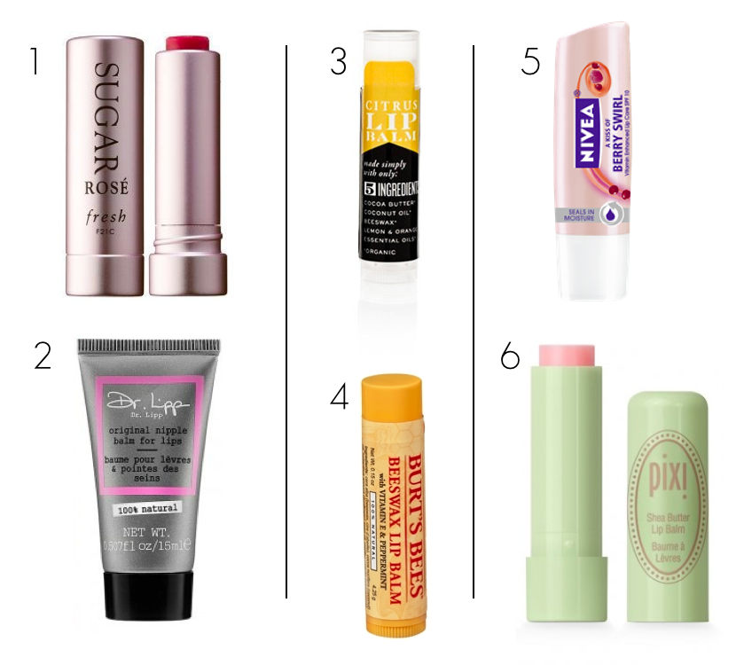 favorite-lip-balms-burt's bees-sugar lip treatment
