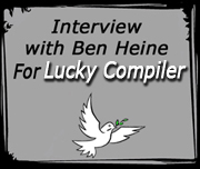 Interview with Ben Heine for Lucky Compiler (2013)