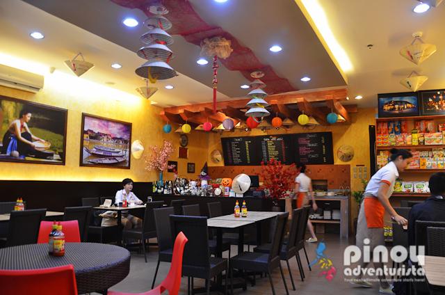 Vietnamese Restaurants in Robinsons Place Las Pinas