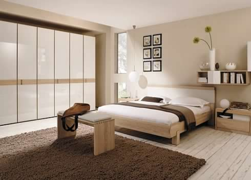 Minimalist Bedroom Interior Inspiration
