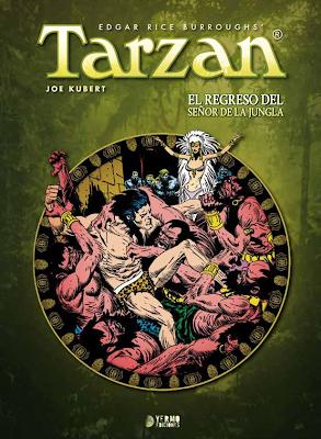 Tarzán - El regreso del señor de la jungla - Joe Kubert