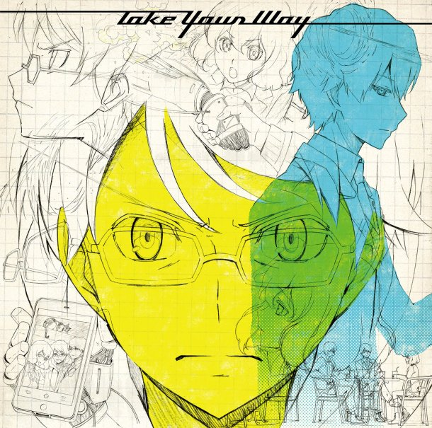 livetune adding Fukase Take Your Way lyrics cover