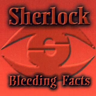 Sherlock - Bleeding Facts: Maxi Single (1997) (Suecia)