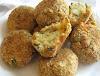 Baked Mushroom Arancini