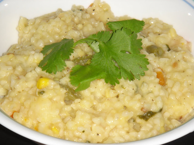 Cracked Wheat Pongal