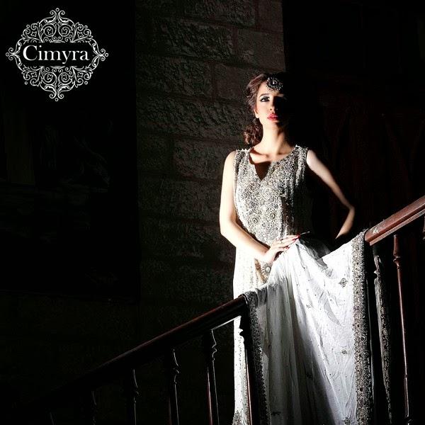 LatestBridalCollection2013 14ByCimyra wwwfashionhuntworldblogspotcom  1  - Latest Bridal Collection 2013-14 By Cimyra
