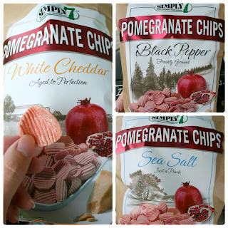 Simply7 Pomegranate Chips