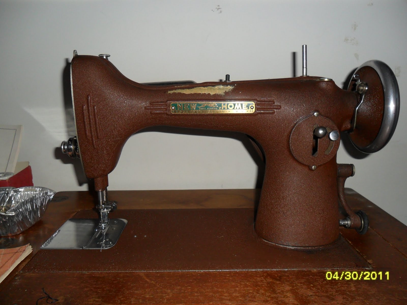 new home electric sewing machine