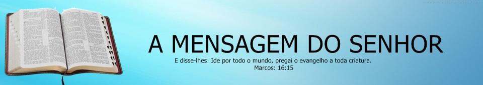 A Mensagem do Senhor