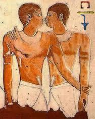 EGYPT, 4400 YEARS AGO ....