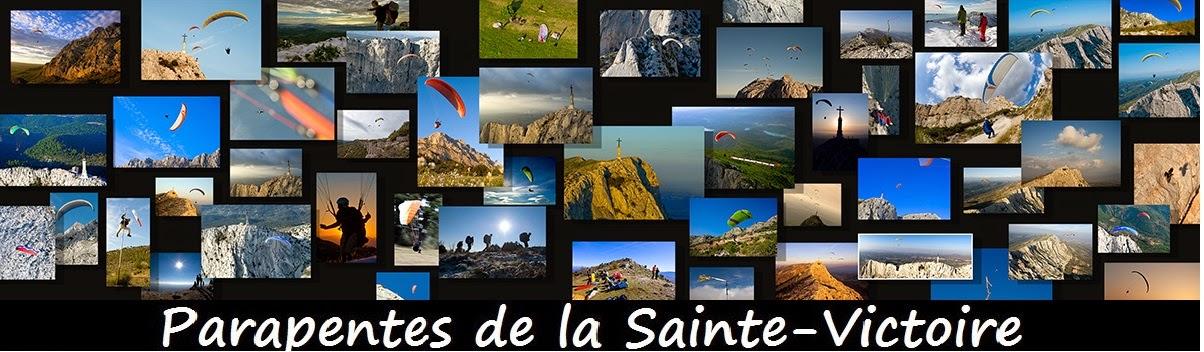 Club des Parapentes de la Sainte-Victoire et Garlaban à Aix, 13