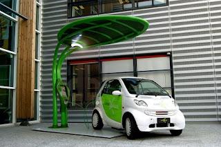 Sistema de Recarga para Vehiculos Electricos