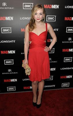 Emily Kinney Cutout Dress