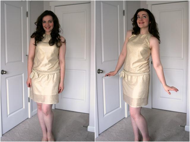20s Themed Dress